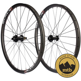 "ACROS Enduro Race Race Carbon Laufradsatz 275"" TA15 X12 XD"